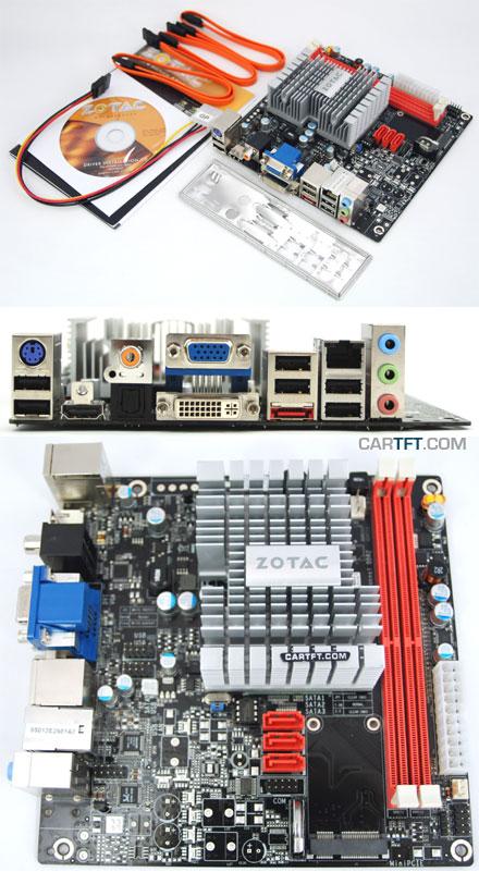 ZOTAC ION ITX-D-E RAID Driver